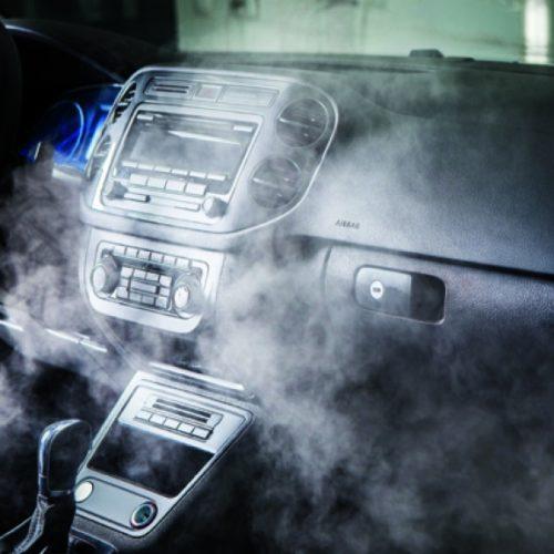 Ózongenerátoros gépjármű tisztítás Miskolcon